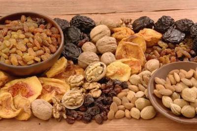 Beneficios de los frutos secos en la Diabetes