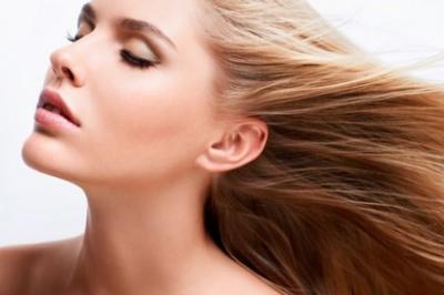 Spa el tratamiento la felicidad para los cabellos